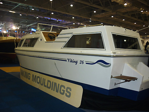 Viking 26 Wide-Beam